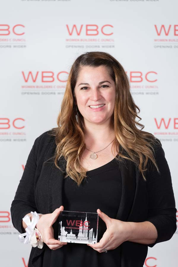 Melissa Kershner named a WBC 2019 Outstanding Woman